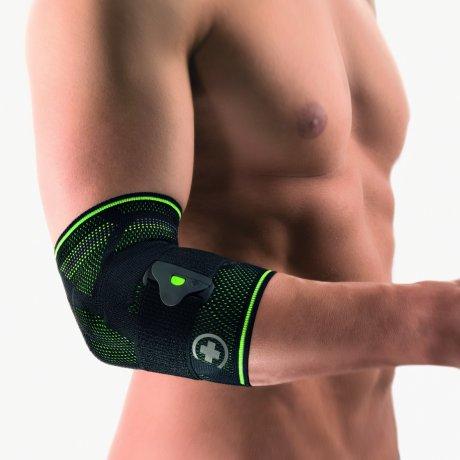Armbågsskydd med avlastande Epikondylitspänne