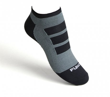 No Show Socks - Svart (39-41)
