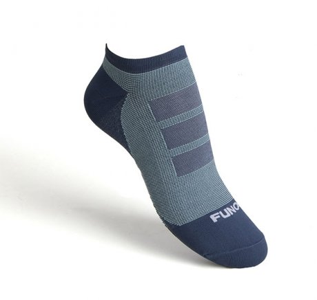 No Show Socks - Blå