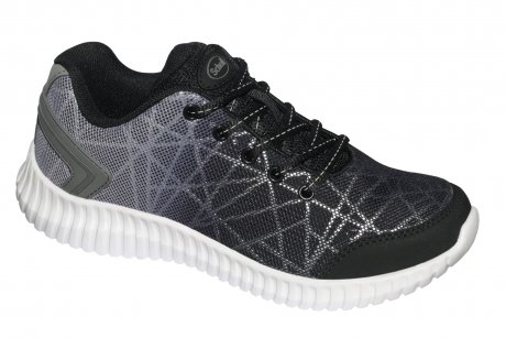 Sholl Mercurie sneaker Black Grey