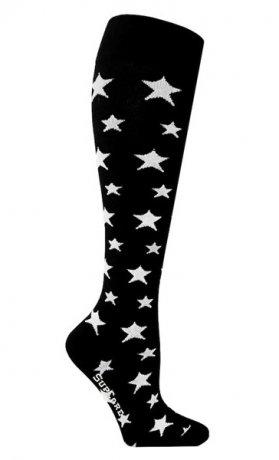 Stödstrumpor - Stjärnor